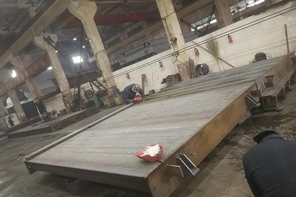 地磅的焊接方式有哪些?